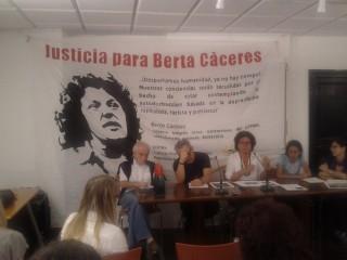 161003 Berta Caceres